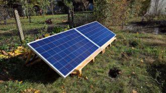 Workshop: Solar-Batterie-System – Selbstbau im Garten @ Wurzelwerk Pieschen