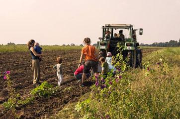 Hofführung: Solidarische Landwirtschaft auf dem Schellehof @ Schellehof Struppen