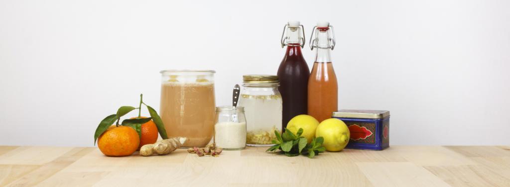 Da braut sich was zusammen – fermentierte Getränke @ Koko in der Alten Gärtnerei