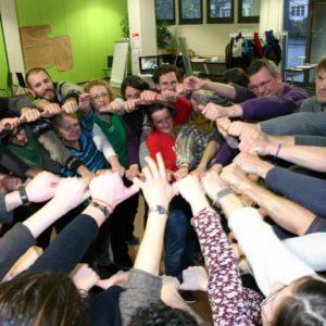 Zusammen wachsen – Selbstorganisation in Gruppen