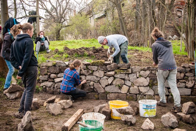 Buddeln & Bauen – Mitmachaktion @ Koko in der Alten Gärtnerei