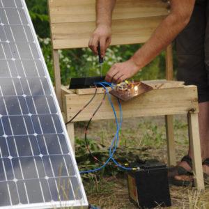 Mir geht ein Licht auf – Grundlagenwissen Strom & Solarmodule