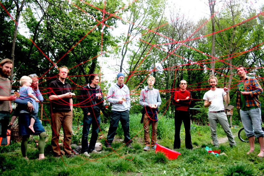 Das gibt zu denken – Einführung Permakultur Gestaltung @ Alte Gärtnerei Pieschen