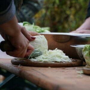 Küche für alle + Vortrag Ernährungssouveränität in Lateinamerika